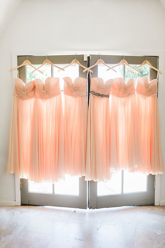 peach bridesmaid dresses chiffon bridesmaid dress long